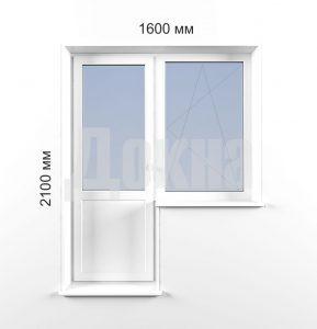Двери и окна Rehau