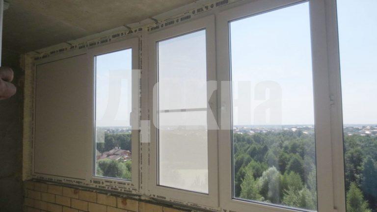 Остекление Балкона окна Рехау