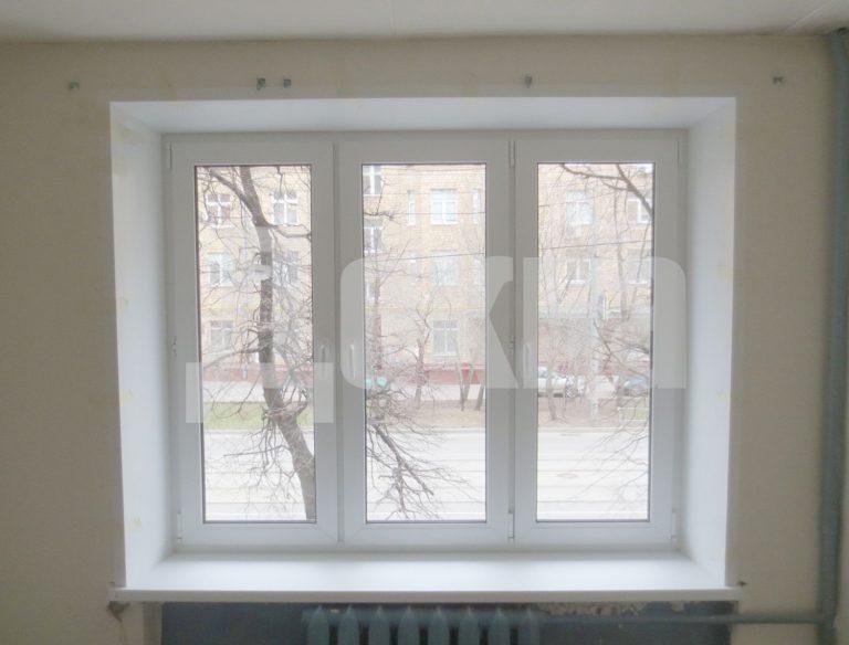 Пластиковое окно Рехау
