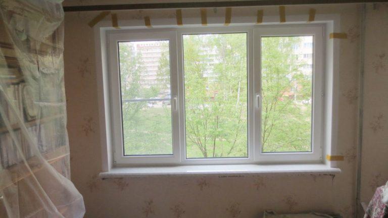 Пластиковые окна Рехау