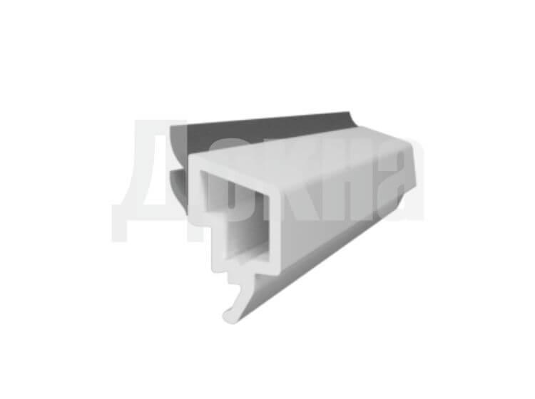 Штапик для однокамерного стеклопакета